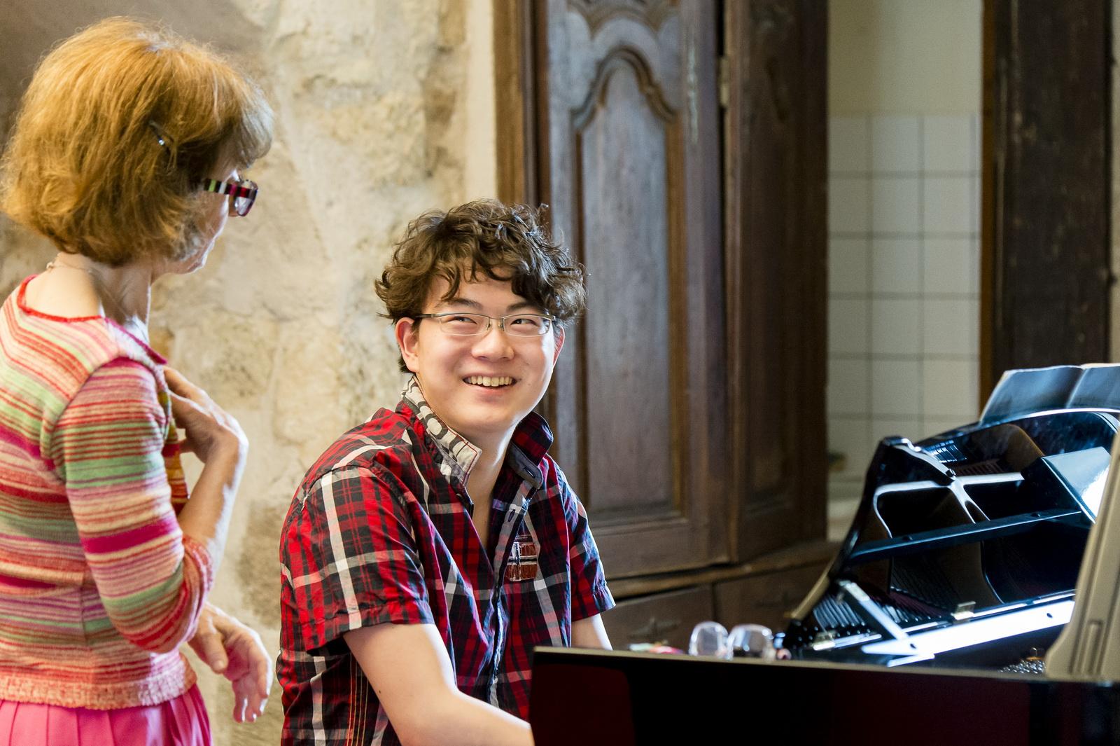 Musique les Rencontres de Noyers-sur-Serein